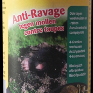 Anti-Ravage contre taupes