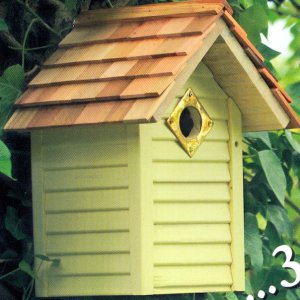 "Nichoir ""New England Nestbox"""