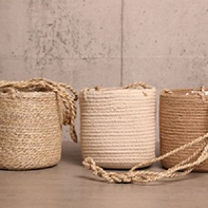 Cottonjute hanging
